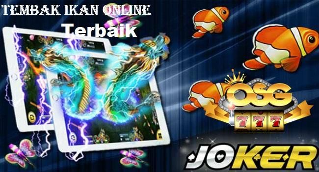 Tembak Ikan Online Terbaik