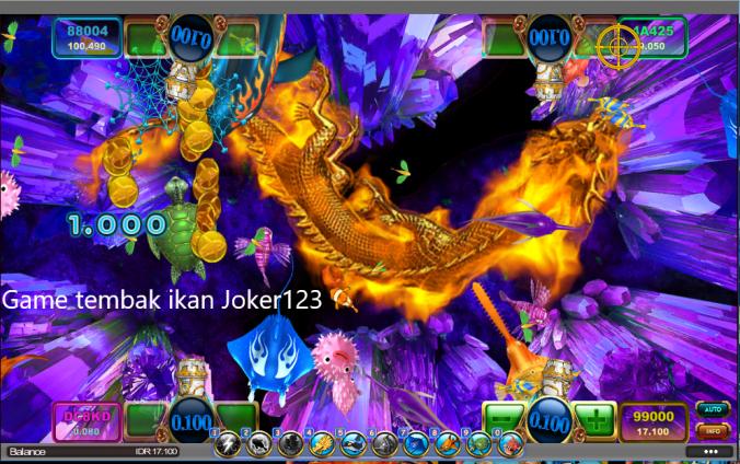 Agen Judi Tembak Ikan Joker123