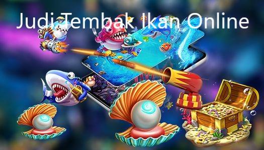 Memainkan Game ikan Online